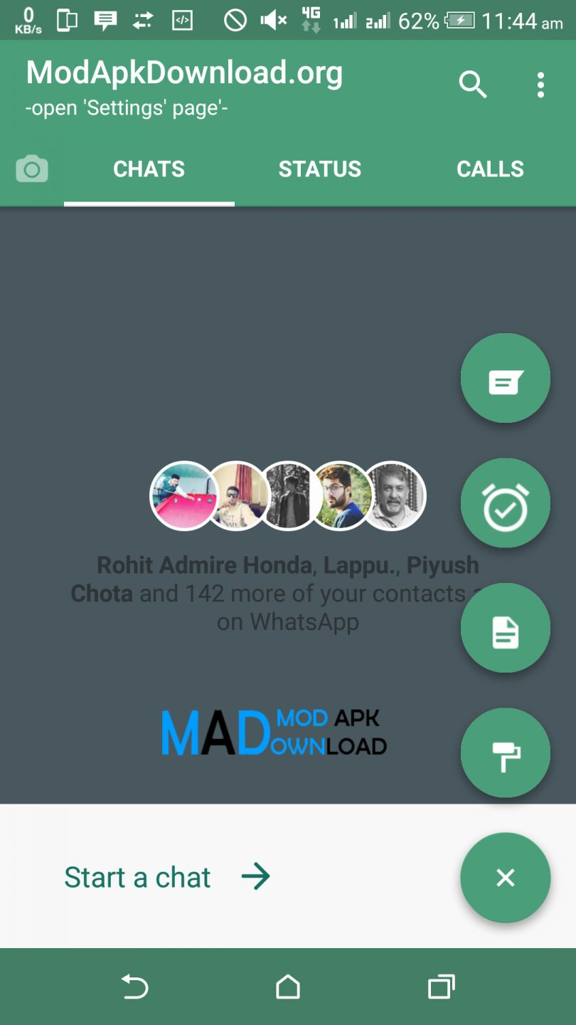 YOWhatsApp Apk Download For Android Latest Version 7 20 (No